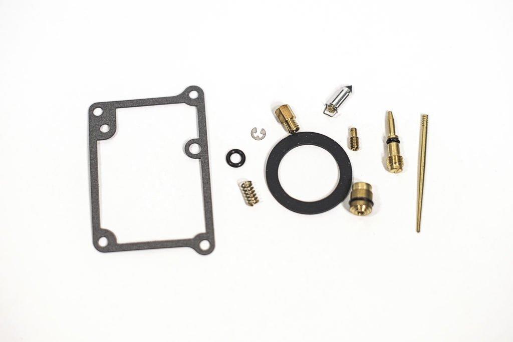 Race Driven Yamaha OEM Replacement Carburetor Rebuild Repair Kit Carb Kit Blaster YFS200 Race-Driven