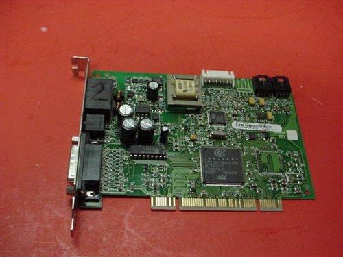 SMT – 56K AUDIO/FAX V.90 MODEM INTERNAL CARD – 5184-3924