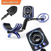 INTEY GC-1065 Professional Adjustable Metal Detector (35