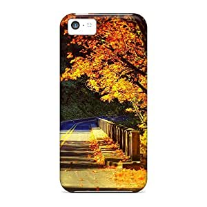 meilz aiaiHigh-end Cases Covers Protector For iphone 6 plus 5.5 inch(road Bridge In Colorfull Nature)meilz aiai