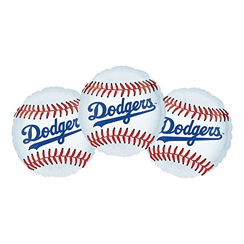 Los Angeles Dodgers Baseball Party Decoration 18