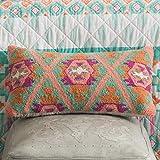 Rod's Tucson Southwest Aztec Hooked Pillow