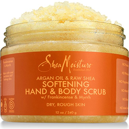 Making Body Scrub - 1