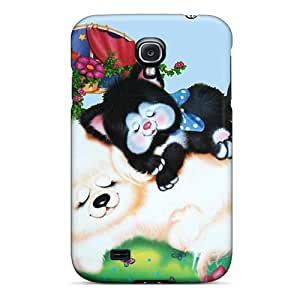 Faddish Phone Nightie Night Case For Galaxy S4 / Perfect Case Cover