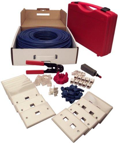 Shaxon UL725-KIT, Category 6 Home Networking Kit