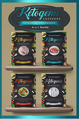 Ketogenic Cookbooks Metabolism Healthy Delicious product image