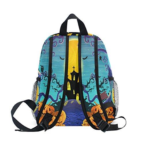 nbsp;School nbsp;Bag Boys nbsp;Girls nbsp;Book nbsp;Toddler Halloween nbsp;Backpack nbsp;for Happy Kids ZZKKO Theme wSqgaX6