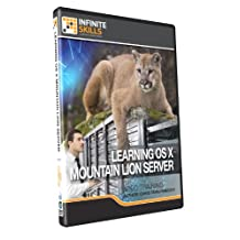 Learning OS X Mountain Lion Server - Training DVD