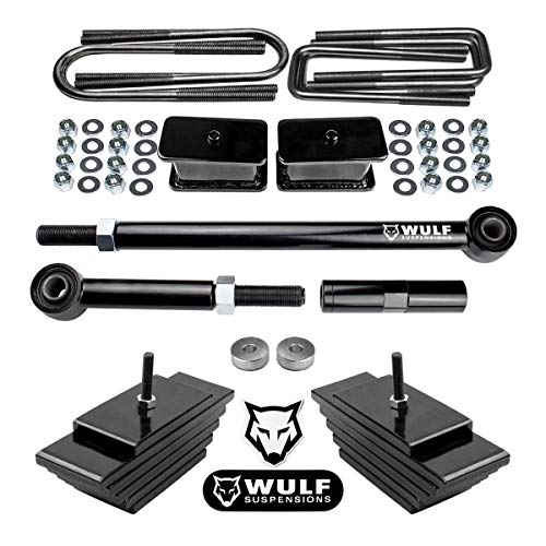 4 inch body lift kit - 4