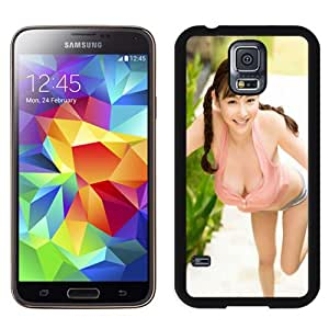 New Personalized Custom Designed For Samsung Galaxy S5 I9600 G900a G900v G900p G900t G900w Phone Case For Anri Sugihara Phone Case Cover