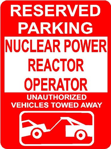 Hanging Reactor (NUCLEAR POWER REACTOR OPERATOR 10