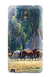 For Galaxy Note 3 Case - Protective Case For AnnDavidson Case