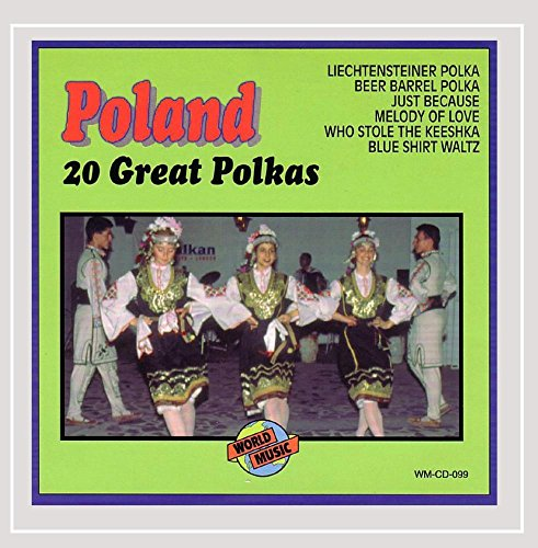 Poland - 20 Great Polkas ()