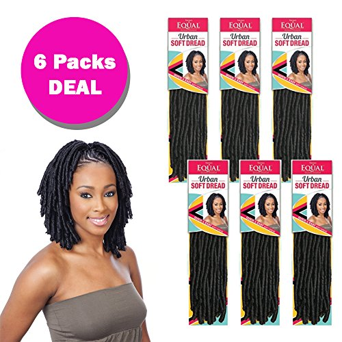 URBAN SOFT DREAD Pack Black product image