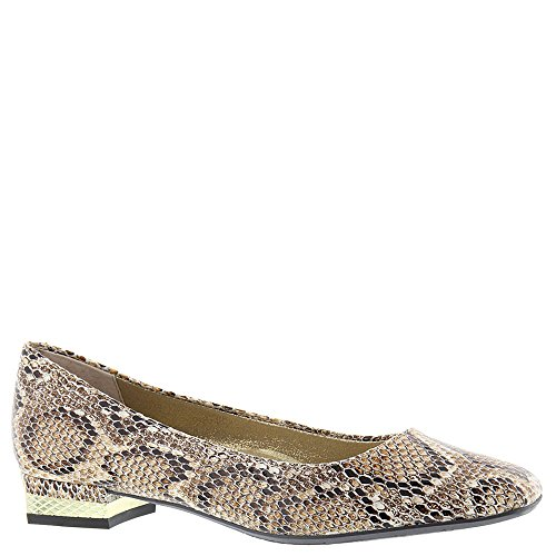snake multi Renee Women's Beige J Pump Eleadora SwYzOXBq