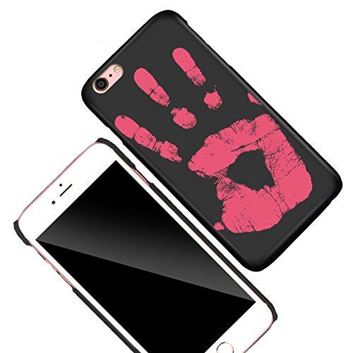 Slim Sleek Shockproof Case for iPhone 6 Plus/6s Plus (Hot Pink) - 6