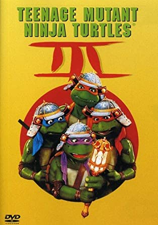 Teenage Mutant Ninja Turtles 3 [Reino Unido] [DVD]: Amazon ...
