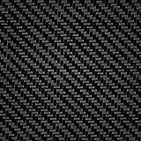 Fibre Glast Real Carbon Fiber Fabric - 3K, 2 X 2 - Twill Weave - 1 yd Roll