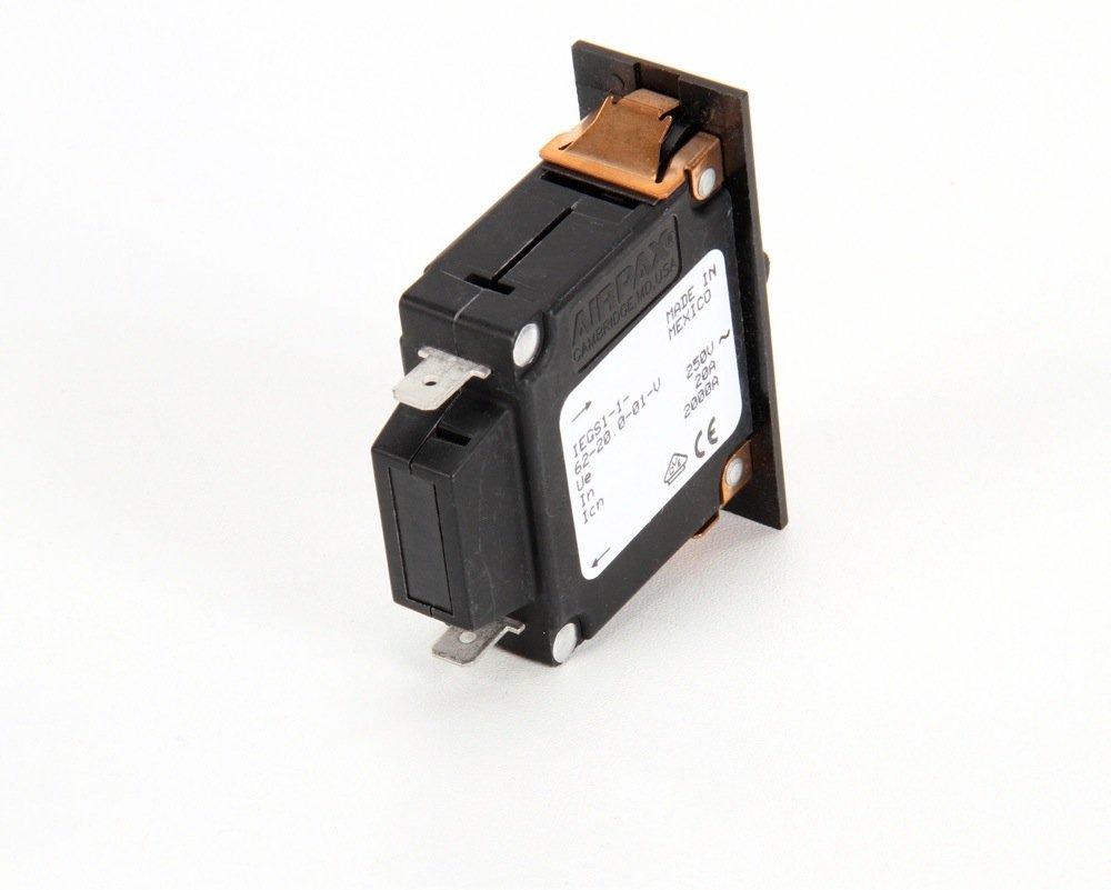 NU-VU 252-6001 Breaker Switch by Nu-Vu  B00EN8NDT0