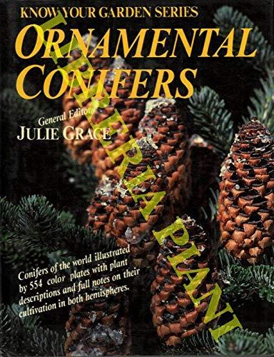 Ornamental Conifers Grace Julie Amazon Com Books