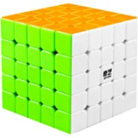 D ETERNAL QiYi Qizheng S 5x5 High Speed Stickerless Cube Puzzle Toys