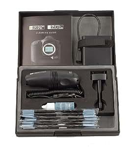 Delkin DigitalDuster Kit - Vacuum, Wands & Solution