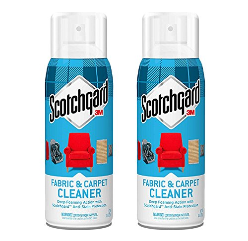 Scotchgard Fabric and Carpet Cleaner, 16.5 Ounce