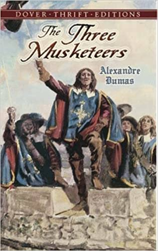 Image result for The Three Musketeers - Alexandre Dumas