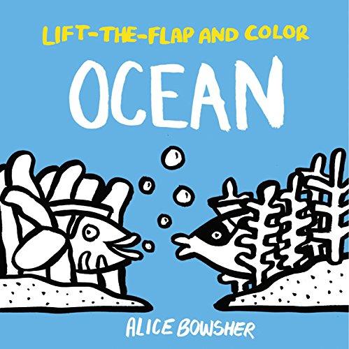 Download Lift-the-flap and Color Ocean pdf epub