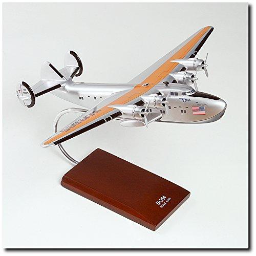 - Planejunkie Aviation Desktop Model - Pan Am B-314 Dixie Clipper Model - Aviation Art Decor