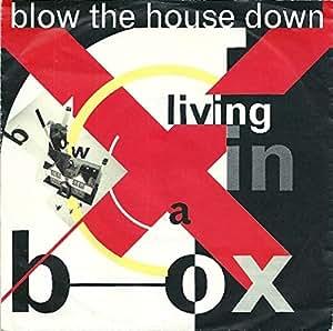 Blow the house down (1989) / Vinyl single [Vinyl-Single 7'']