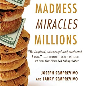 Madness, Miracles, Millions Audiobook