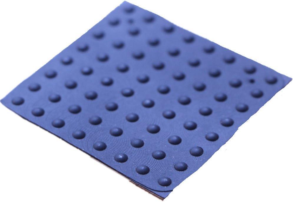 Tiny Self-adhesive Rubber Feet Bumpers 3.5mm D X 1.5mm H//0.14d X 0.06h 64pcs Black Hemispherical