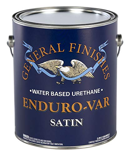 General Finishes Enduro-VAR Satin Gallon