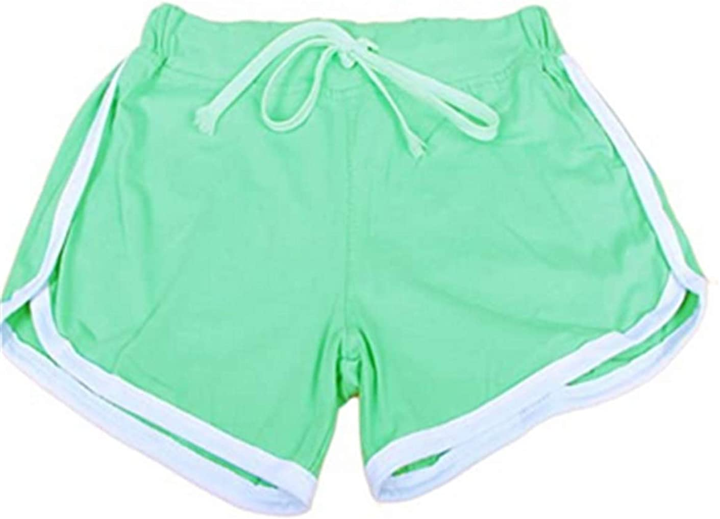 Yalatan Damen Shorts Sommer Sports Kurze Hosen Running Yoga Hose