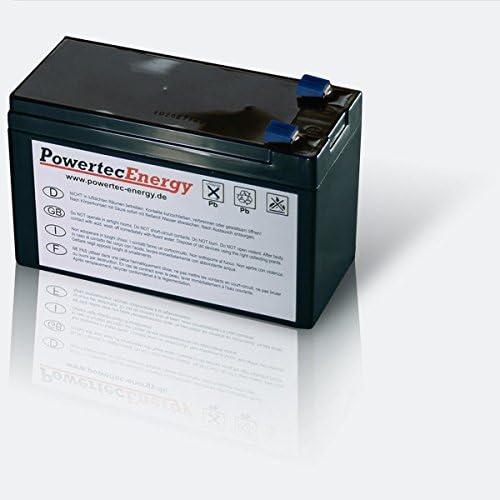 Rbc17 Akku Batterie Für Apc Usv Anlagen Computer Zubehör