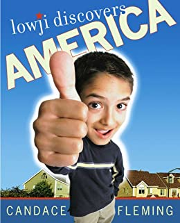 Lowji Discovers America by [Fleming, Candace]