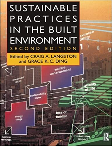 Book Sustainable Practices in the Built Environment