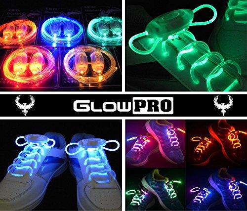 Led String Lights Flashing Shoelace