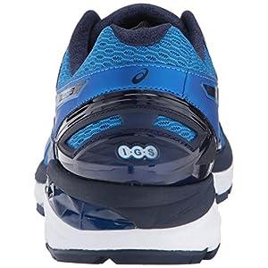 ASICS Men's GT-2000 5 Running-Shoes, Directoire Blue/Peacoat/White, 9 Medium US