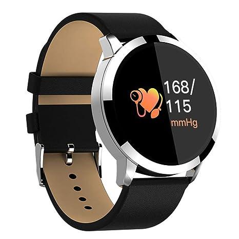 Smartwatch Fitness pulsera Pulsómetro rastreador al agua ...