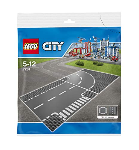 (LEGO City T-Junction & Curves)