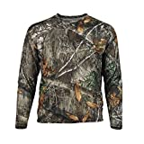 Gamehide ElimiTick Long Sleeve Tech Shirt (Realtree Edge, 2X-Large)