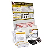 Product review for GHS/HazCom 2012 Safety: Medium Training Business Kit