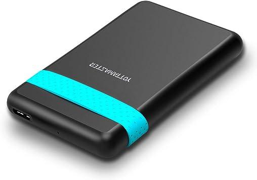 UASP & 2TB ] Yottamaster 2.5 Pulgadas Caja Disco Duro Externo USB 3.0 para SATA HDD/SSD de 7mm 9.5mm Sin Herramientas: Amazon.es: Electrónica