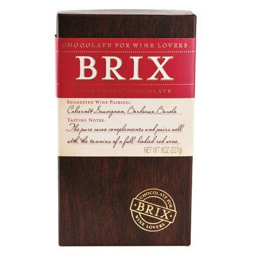 (Brix Extra Dark Chocolate for Wine - 8 Oz. )