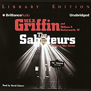 The Saboteurs Audiobook