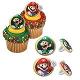 Bakery Crafts DecoPac Super Mario Cupcake Ring