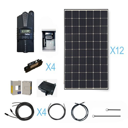 "Off-grid Solar ""ultimate"" System High Quality Home & Garden Chargers & Inverters"