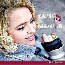 Mozart: Concert & Opera Arias
